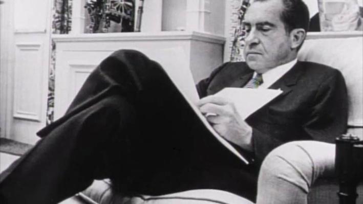 American Experience: Richard Nixon--Reelection