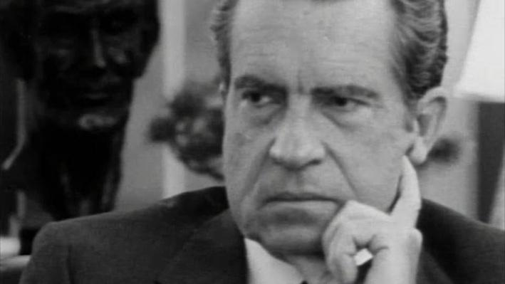 American Experience: Richard Nixon--Containing the Watergate Scandal