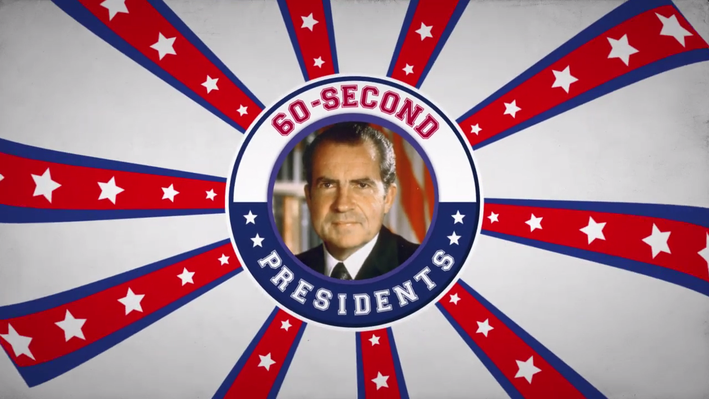 Richard Nixon | 60-Second Presidents