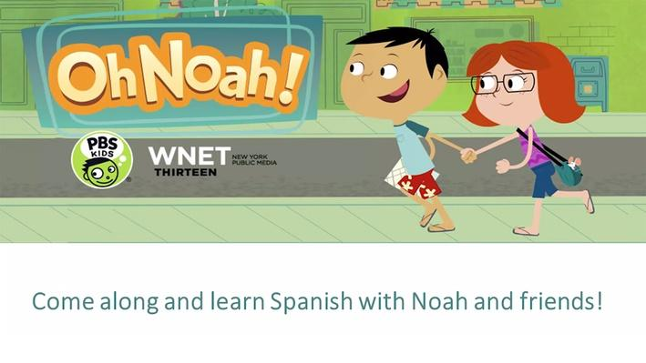 Teacher Webinar | Oh Noah!