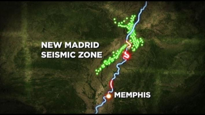 NOVA: Earthquakes in the Midwest   Seismic Rift