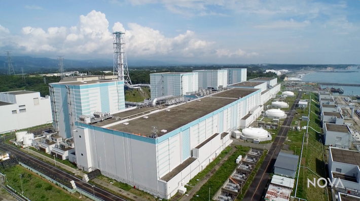 Stopping Nuclear Fission at Fukushima