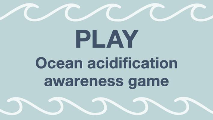Ocean Acidification Awareness Game