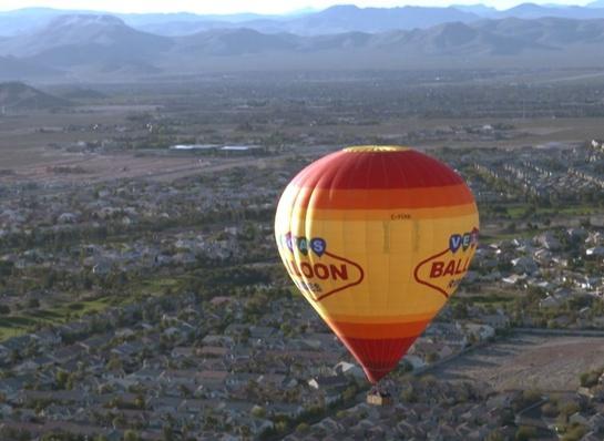 Ballooning | Outdoor Nevada