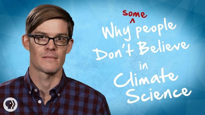 Why People Don't Believe in Climate Science | It's Okay to Be Smart