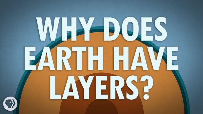 Why Does the Earth Have Layers? | It's Okay to Be Smart