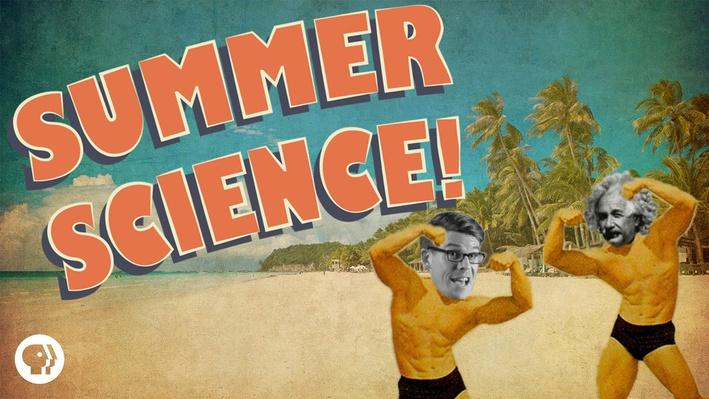 Sunburn, Sweat, and the Science of Summer! | It's Okay to Be Smart
