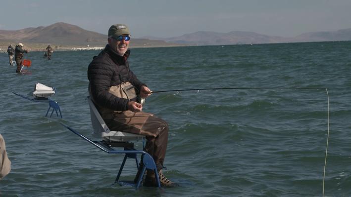 Fishing Pyramid Lake | Outdoor Nevada
