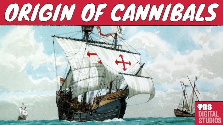 How Columbus Invented Cannibals | Origin of Everything
