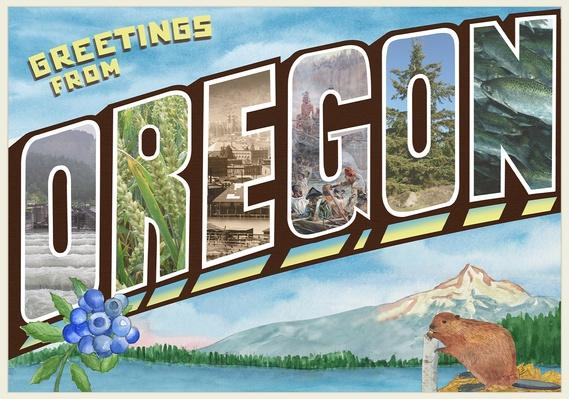 Great States | Oregon