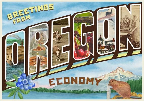 Great States | Oregon Economy