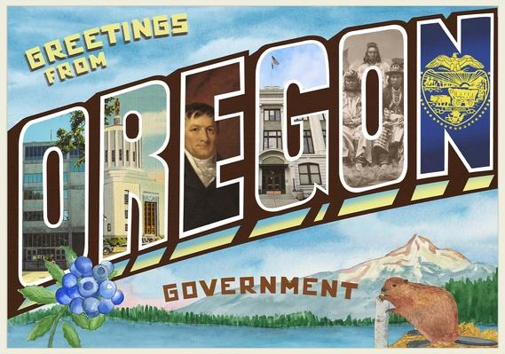 Great States | Oregon Government
