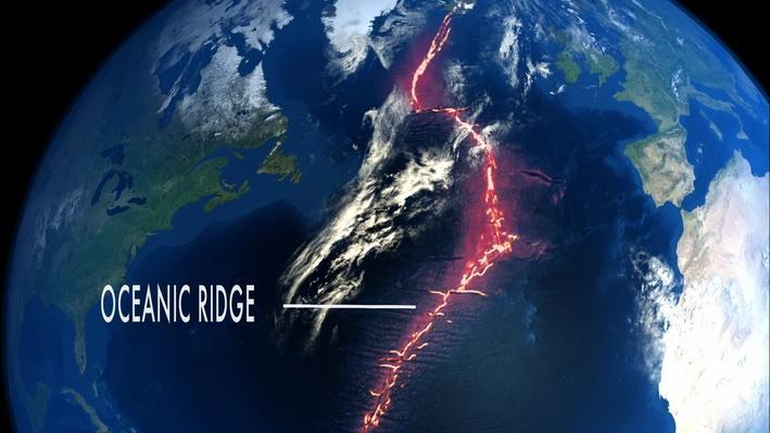 Oceanic Ridge
