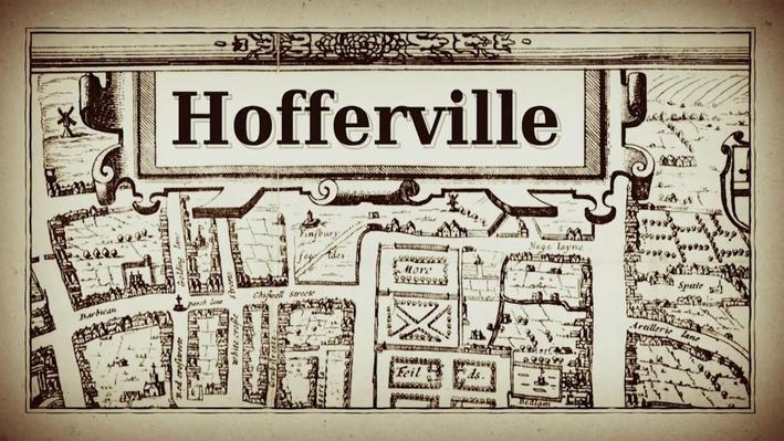 Odd Moment in History - Hofferville, 1904 | The Odd Squad