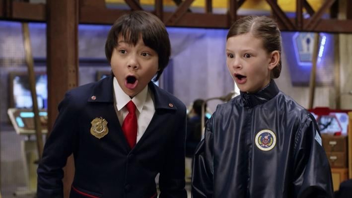 Olive has the Skips! | The Odd Squad
