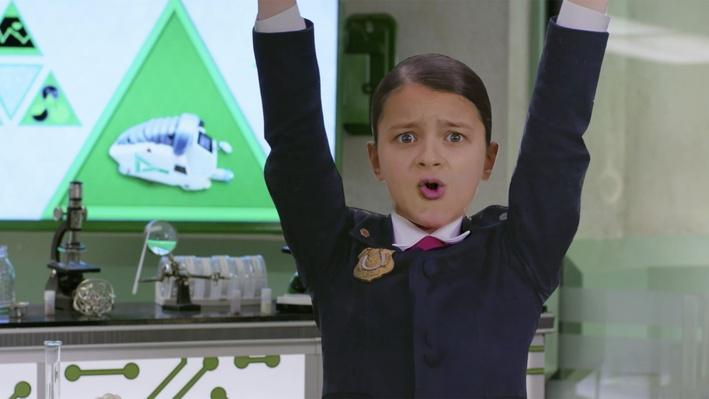 Olive in Another Dimension | The Odd Squad