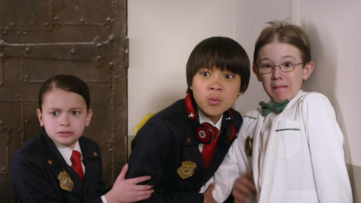 Oscar's Traps | The Odd Squad
