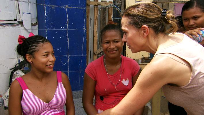 Teen Pregnancy in Colombia: Film Module | A Path Appears