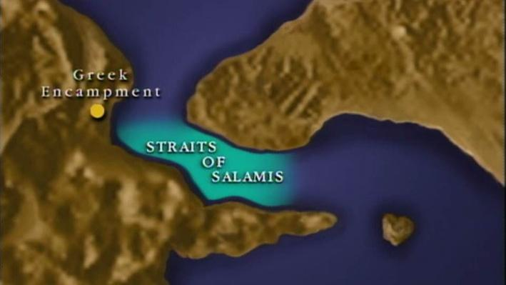Empires: The Greeks, Part 2 | The Battle of Salamis