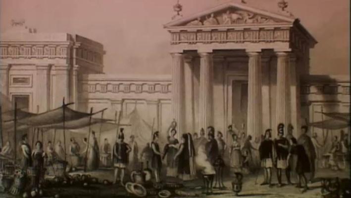 Empires: The Greeks, Part 2 | The Delian League