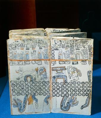 Quetzalcoatl, Madrid Codex