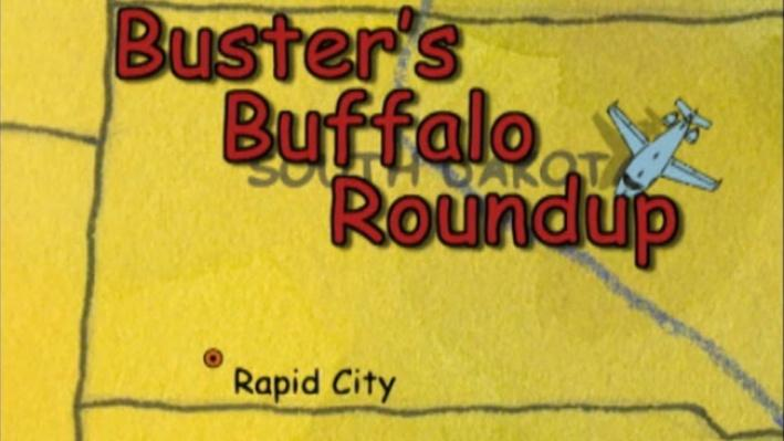 Postcards from Buster: Buster's Buffalo Round-Up | Introduction