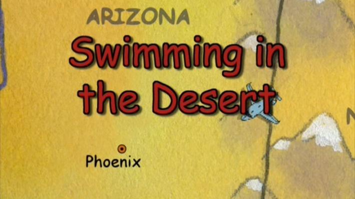Postcards From Buster: Swimming in the Desert | Introduction