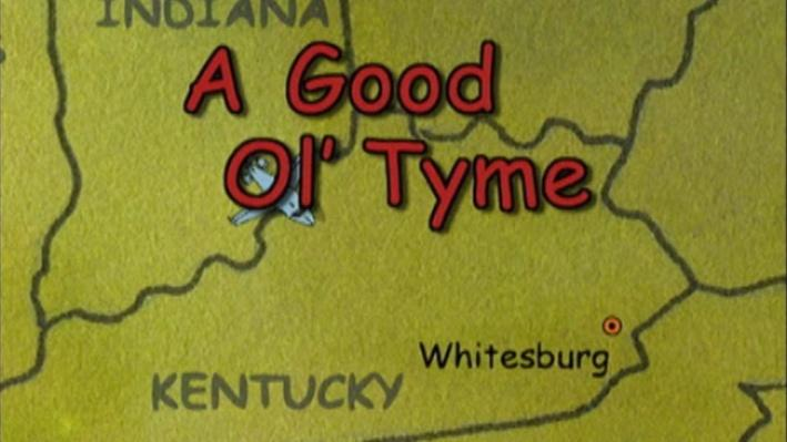 Postcards from Buster: A Good Ol' Tyme | Introduction