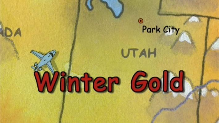 Postcards from Buster: Winter Gold | Introduction