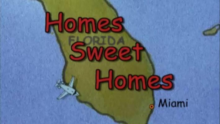 Postcards from Buster: Homes Sweet Homes | Introduction