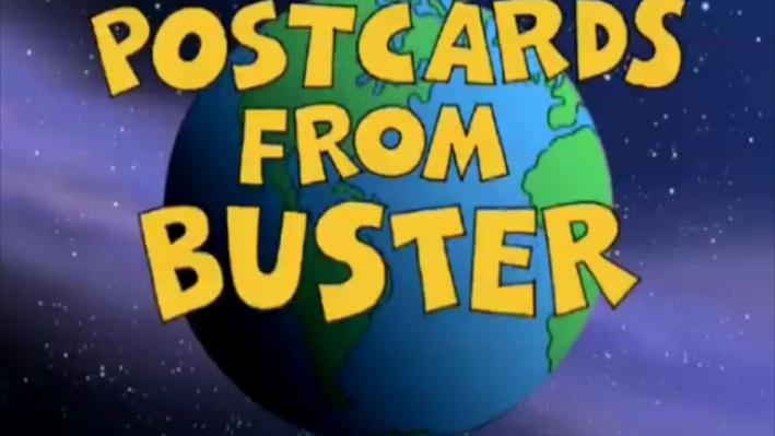 Postcards from Buster: Buster's Lucky Year