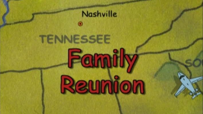 Postcards from Buster: Family Reunion | Introduction
