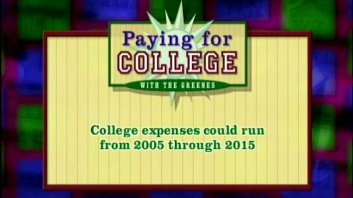 Paying for College with the Greenes | Introduction