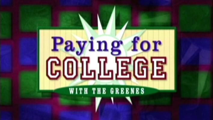 Paying for College with the Greenes