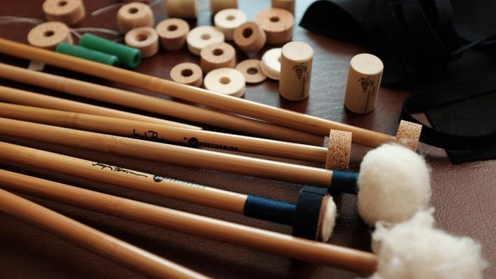 Timpani Mallets by JGpercussion | Craft in America