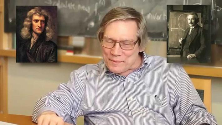 Interview with Alan Guth: Winner of the 2014 Kavli Prize | Physics Girl