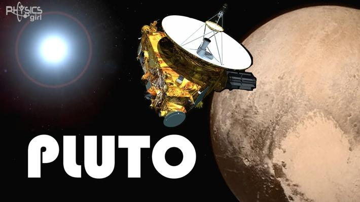 New Horizons: First Probe to Reach Pluto! | Physics Girl