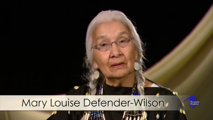"Mary Louise Defender Wilson; ""The Story Of The Fawn"""