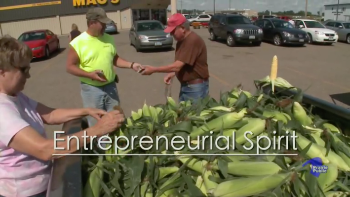 Key Ingredients - Entrepreneurial Spririt
