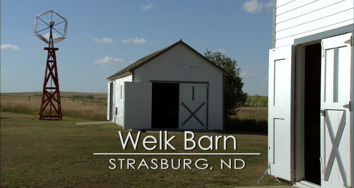 Welk Barn, Strasburg ND