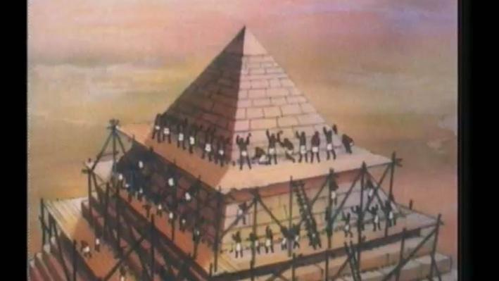 David Macaulay: Pyramids | Khufu, Part 4