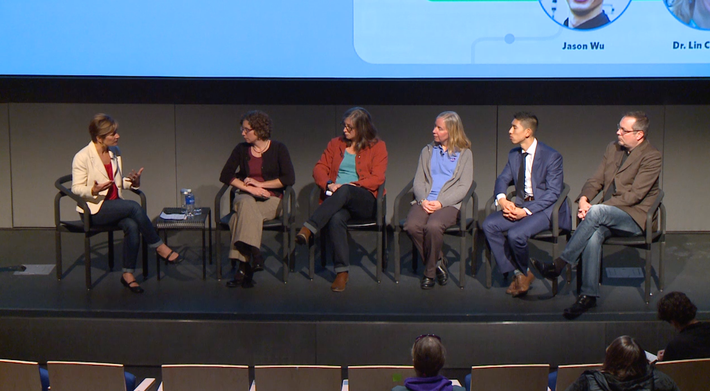 Panel 2: Emerging Platforms and Products | Forum on Digital Media for STEM Learning 2015