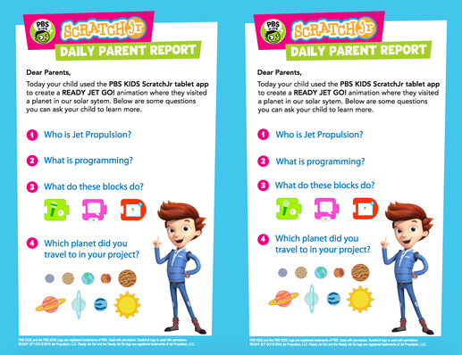 Parent Handout - READY JET GO!  | PBS KIDS ScratchJr - pdf