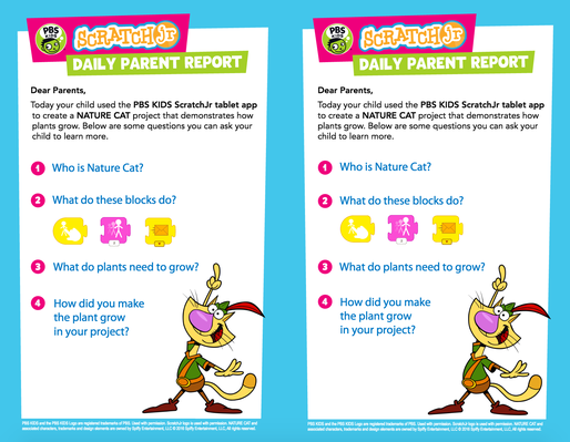 Parent Handout - NATURE CAT | PBS KIDS ScratchJr - pdf