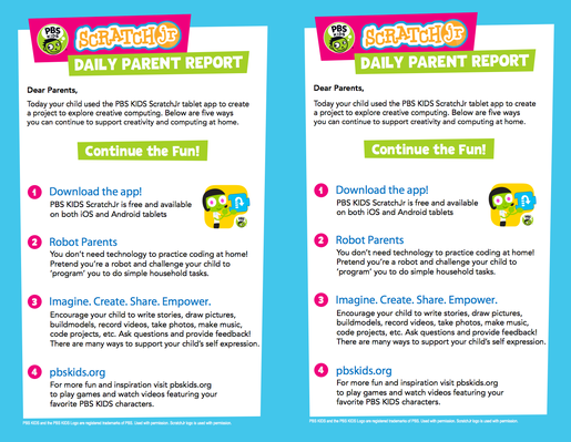 Parent Handout - WORDGIRL | PBS KIDS ScratchJr - pdf