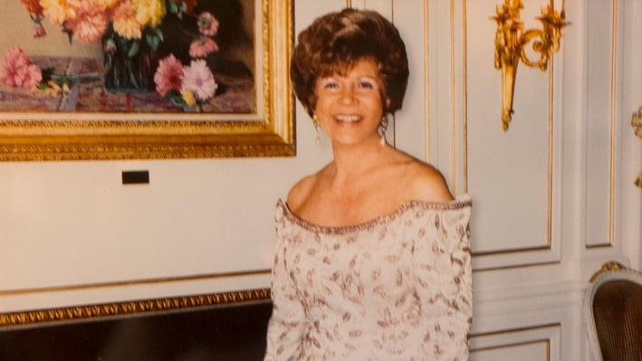 First Lady Judy Patton Photograph