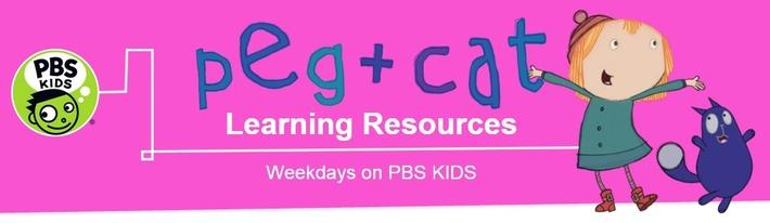 Numbers and Counting Educator Guide| Peg + Cat