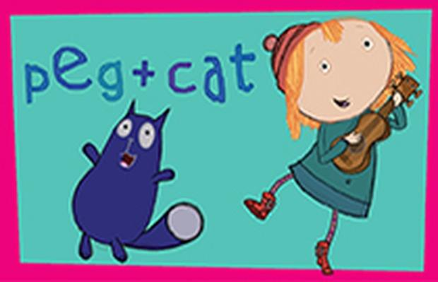 Stick Puppets - Peg + Cat | PBS KIDS Lab