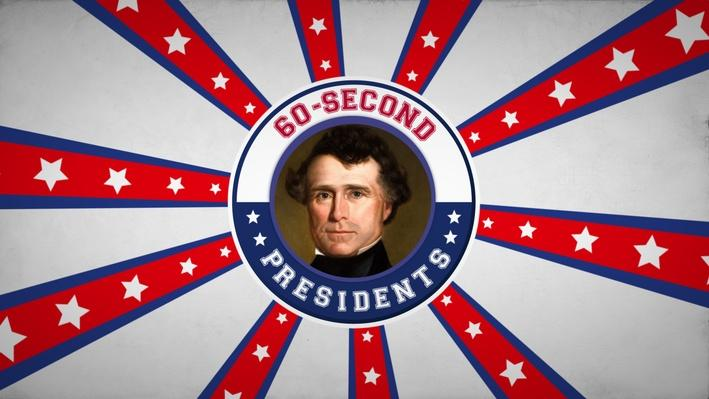 Franklin Pierce | 60-Second Presidents