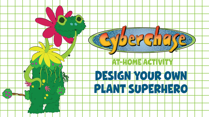 Design Your Own Plant Superhero